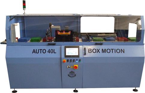 confezionatrici automatiche in continuo